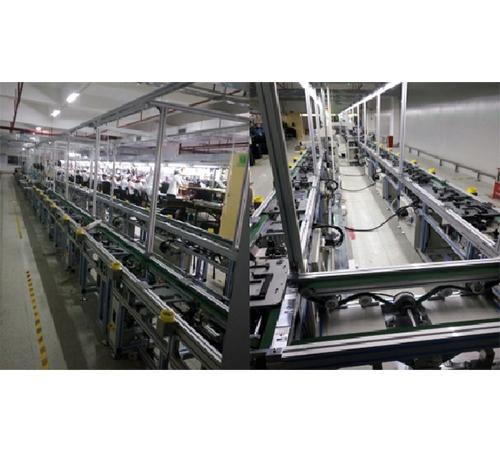 惠州设备厂家解说流水线配件的日常维护技巧及注意事项