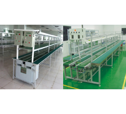 铝双向PVC流水线AB_流水线厂家