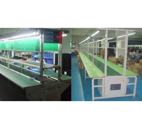 铁直型PVC流水线AB_凸轮机械手
