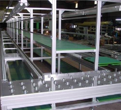 自动精益生产线_流水线厂家