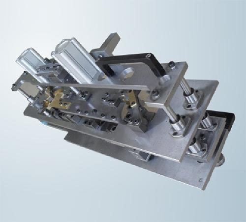 冲压工装1_凸轮机械手