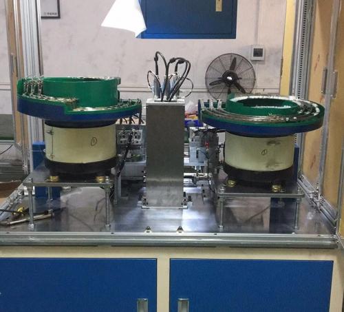三合一螺丝螺母自动组装机6