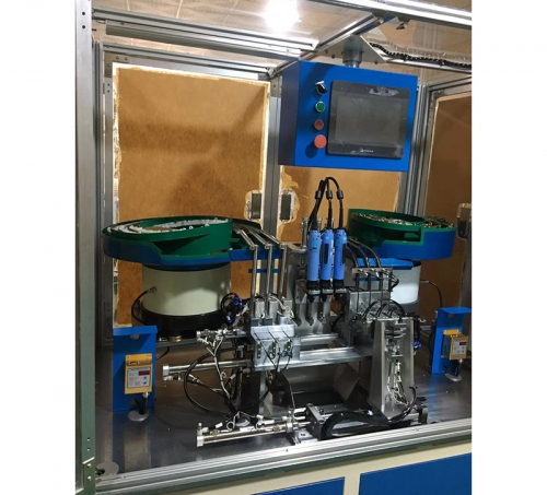 三合一螺丝螺母自动组装机4