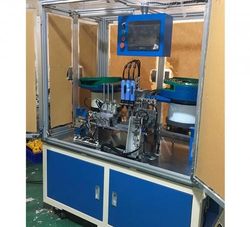 三合一螺丝螺母自动组装机3