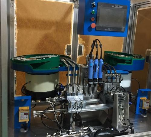 三合一螺丝螺母自动组装机2