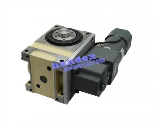 分割器与电机减速机连接方式